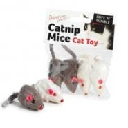 Catnip Mice Cat Toys